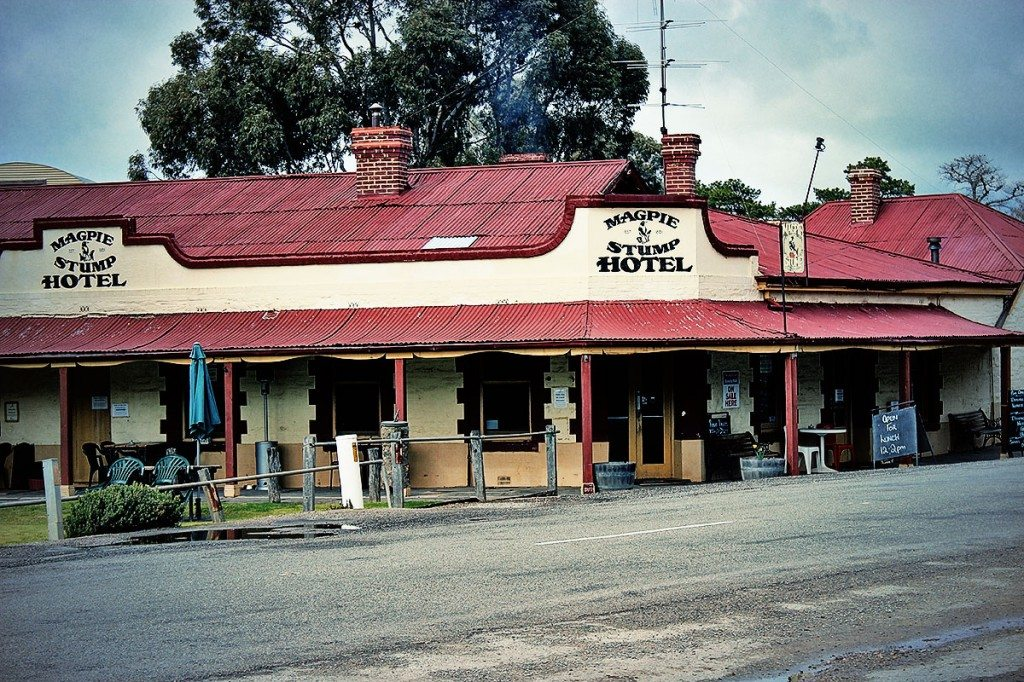 Magpie & Stump Hotel Mintaro South Australia