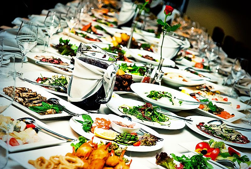 Catering Mintaro Weddings